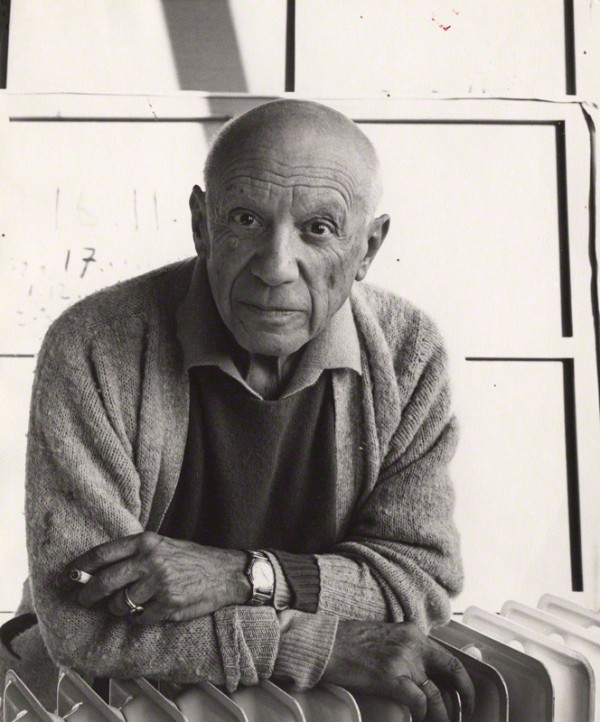 NPG x40333; Pablo Picasso by Cecil Beaton