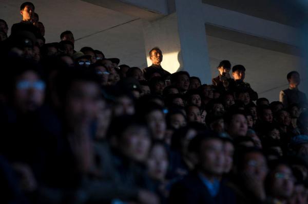 North Korea Japan Soccer Showdown