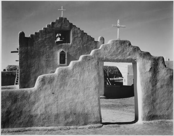 Ansel-Adams-1941-new-mexico-national-parks-monuments