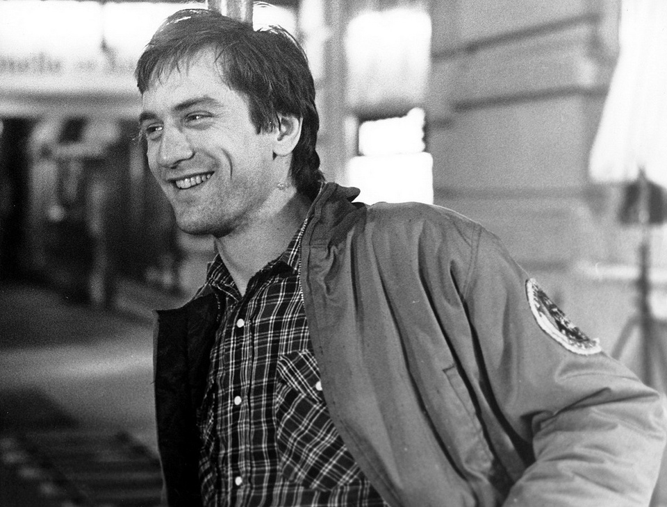 Taxi Driver, las fotografías del rodaje   Oda a Niepce.