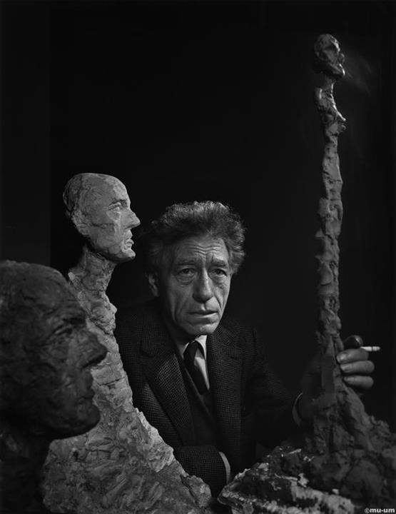 alberto-giacometti-yousuf-karsh-fotografia-1965