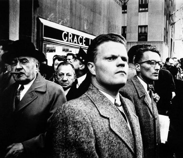 William Klein-New York 1954